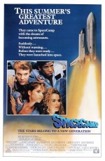SpaceCamp (1986) afişi