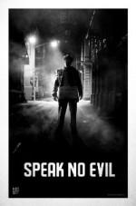 Speak No Evil (2014) afişi