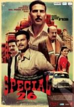 Special 26 (2013) afişi