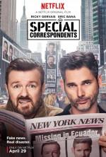 Special Correspondents (2016) afişi