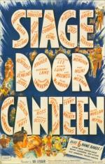 Stage Door Canteen (1943) afişi