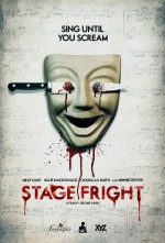 Stage Fright (2014) afişi