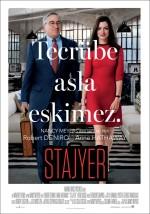 Stajyer (2015) afişi