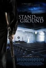Stand Your Ground (2013) afişi