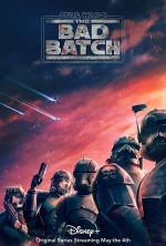 Star Wars: The Bad Batch (2021) afişi