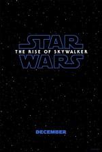 Star Wars: Skywalker'ın Yükselişi (2019) afişi