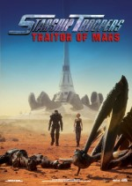 Starship Troopers: Traitor of Mars (2017) afişi