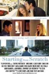 Starting from Scratch (2013) afişi