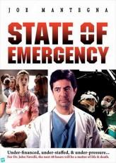 State of Emergency (1994) afişi