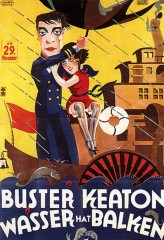 Steamboat Bill Junior (1928) afişi