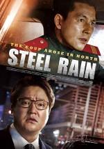 Steel Rain (2017) afişi