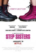 Step Sisters (2018) afişi