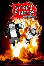 Sticky Fingers: The Movie! (2015) afişi