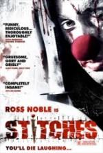 Stitches (2012) afişi
