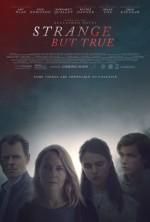 Strange But True (2019) afişi