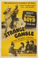 Strange Gamble (1948) afişi
