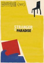 Stranger in Paradise (2016) afişi