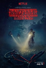 Stranger Things Sezon 1 (2016) afişi
