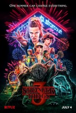 Stranger Things Sezon 3 (2019) afişi