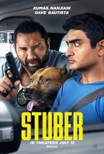 Stuber (2019) afişi