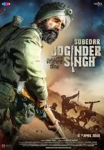 Subedar Joginder Singh (2018) afişi