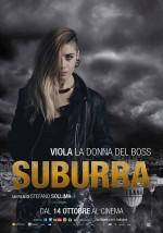 Suburra (2015) afişi