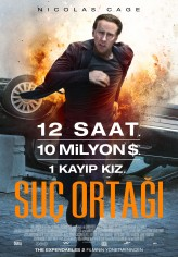 Suç Ortağı (2012) afişi