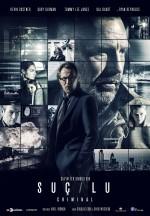 Suçlu (2016) afişi