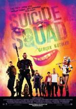 Suicide Squad: Gerçek Kötüler (2016) afişi