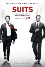 Suits Sezon 2 (2012) afişi