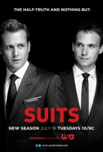 Suits Sezon 3 (2013) afişi