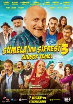 Sümela'nın Şifresi 3: Cünyor Temel (2017) afişi