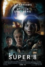 Super 8 (2011) afişi