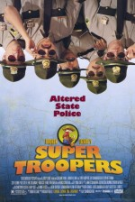 Süper Polisler (2001) afişi