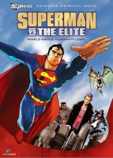 Superman vs. The Elite (2012) afişi