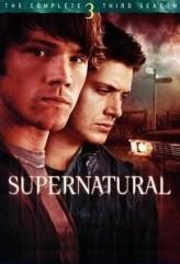 Supernatural (2007) afişi
