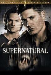 Supernatural (2012) afişi