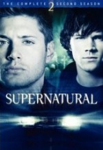 Supernatural (2006) afişi