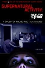 Supernatural Activity (2012) afişi