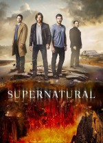 Supernatural Sezon 12 (2016) afişi