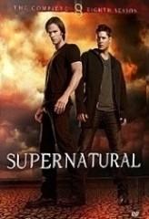 Supernatural Sezon 8 (2013) afişi
