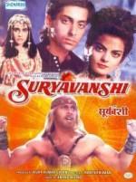 Suryavanshi (1992) afişi