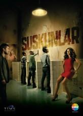 Suskunlar Sezon 2 (2012) afişi