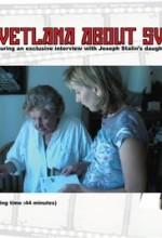 Svetlana About Svetlana (2008) afişi
