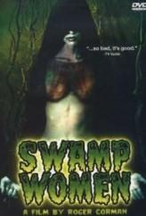 Swamp Women (1956) afişi