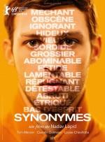 Synonyms (2018) afişi