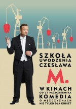 Szkola uwodzenia Czeslawa M. (2016) afişi