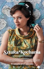 Sztuka kochania. Historia Michaliny Wislockiej (2017) afişi