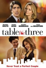 Table For Three (2009) afişi