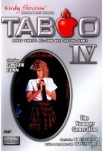 Taboo 4: The Younger Generation (1985) afişi